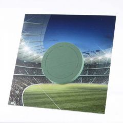 OASIS® Ideal Floral Foam FotoFloral Stadium Badge 4