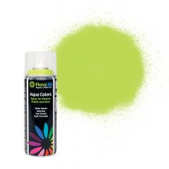 FloraLife® Aqua Colors Yellow Green Spray Paint 400ml