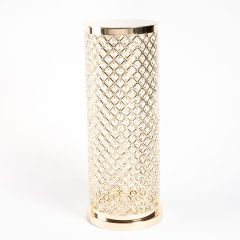 Crystal Column - Gold - 75cm