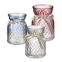 Emily Glass Vase