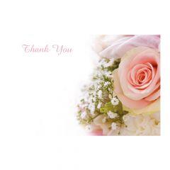 Thank You Pink Rose