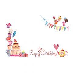 Happy Birthday, Tea Party - Single