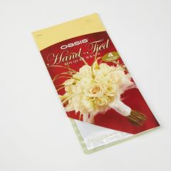 Bouquet Wrap - Pearl White