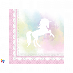 Believe in Unicorns Collection Paper Napkins