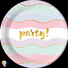 Elegant Party paper plates