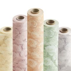 Compostable Wrap - Rose Design