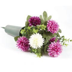 Everlasting Blooms Grave Vase Spike