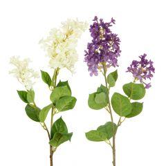 Artificial Lilac Spray