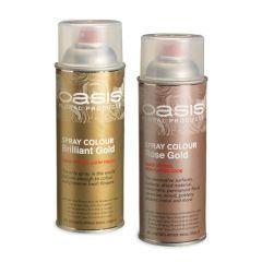 OASIS® Spray Colours - Metallic Colours