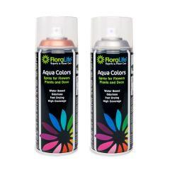 FloraLife® Aqua Color Spray - Metallic Colours