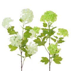 Artificial Viburnum Branch Green