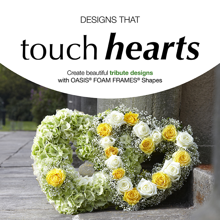 Floristry Design /& Displays by Smithers Oasis 9 x Oasis Ideal Round Cylinder Wet Foam Florist Floral Craft Flowers